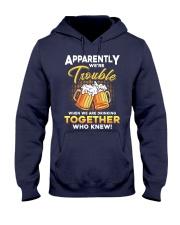 Who Knew Hooded Sweatshirt thumbnail