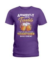 Who Knew Ladies T-Shirt thumbnail
