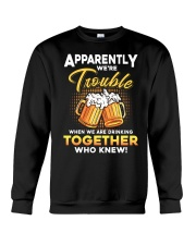Who Knew Crewneck Sweatshirt thumbnail