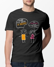 I'll Have A Beer Classic T-Shirt lifestyle-mens-crewneck-front-13