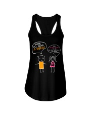 I'll Have A Beer Ladies Flowy Tank thumbnail