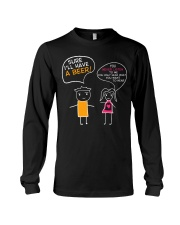 I'll Have A Beer Long Sleeve Tee tile