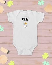 IPA Lot Baby Onesie lifestyle-onesie-front-4