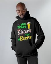 Trade Sisters For Beers Hooded Sweatshirt apparel-hooded-sweatshirt-lifestyle-front-09