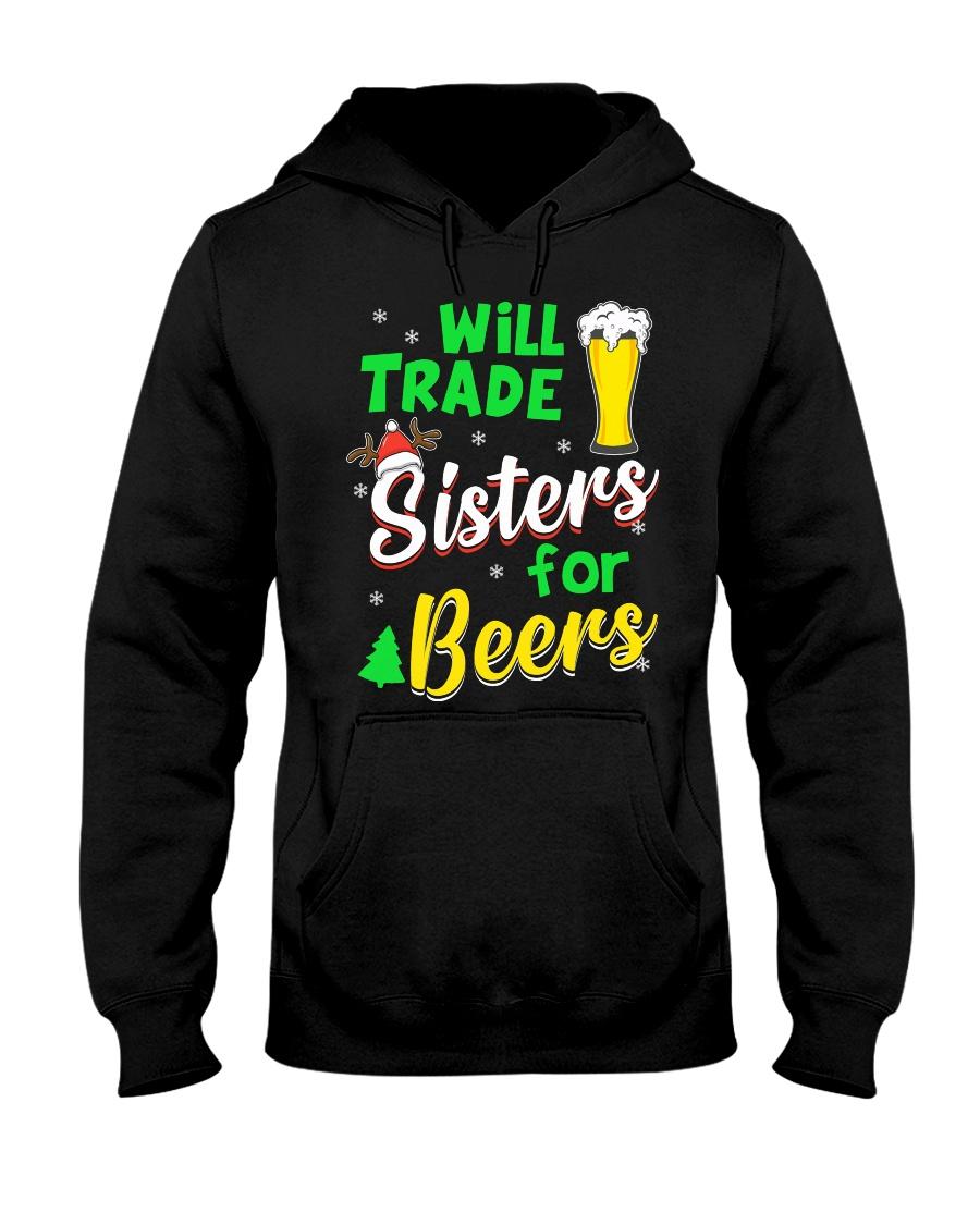 Trade Sisters For Beers Hooded Sweatshirt