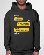 I Love You Hooded Sweatshirt garment-hooded-sweatshirt-front-03