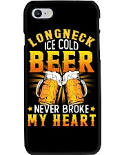 Longneck Ice Cold Beer Phone Case thumbnail