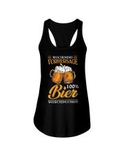 Wochenend Vorhersage Bier Ladies Flowy Tank thumbnail