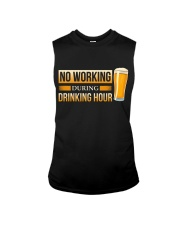 No Working Sleeveless Tee thumbnail