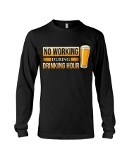 No Working Long Sleeve Tee thumbnail