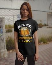 Ain't No Laws Classic T-Shirt apparel-classic-tshirt-lifestyle-18