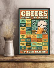 Cheers Around The World 16x24 Poster lifestyle-poster-3