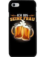 Ich Bin Phone Case thumbnail