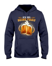 Ich Bin Hooded Sweatshirt thumbnail