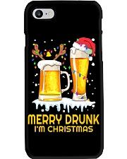 Merry Drunk Phone Case thumbnail