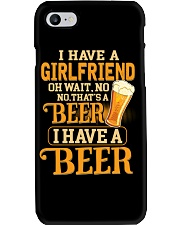 I Have A Beer Phone Case thumbnail
