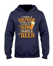 I Have A Beer Hooded Sweatshirt thumbnail