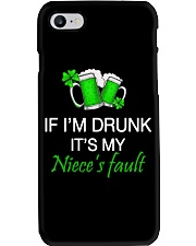 My Niece Fault Phone Case thumbnail