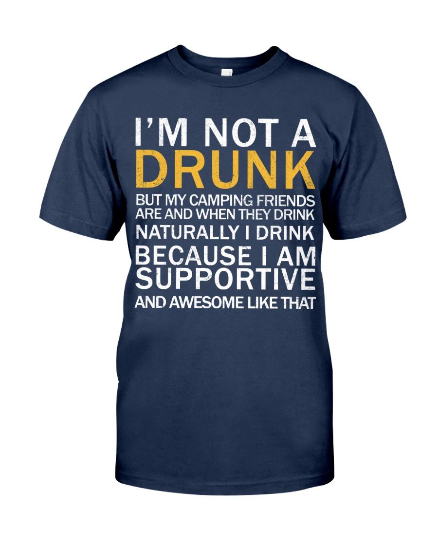 Im Not A Drunk Classic T-Shirt