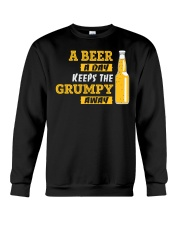 Keeps The Grumpy Away Crewneck Sweatshirt thumbnail