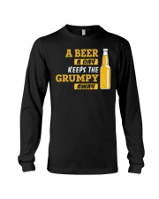 Keeps The Grumpy Away Long Sleeve Tee thumbnail