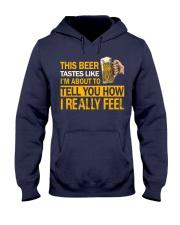 How I Really Feel Hooded Sweatshirt thumbnail