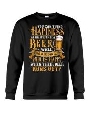 Beer Runs Out Crewneck Sweatshirt thumbnail