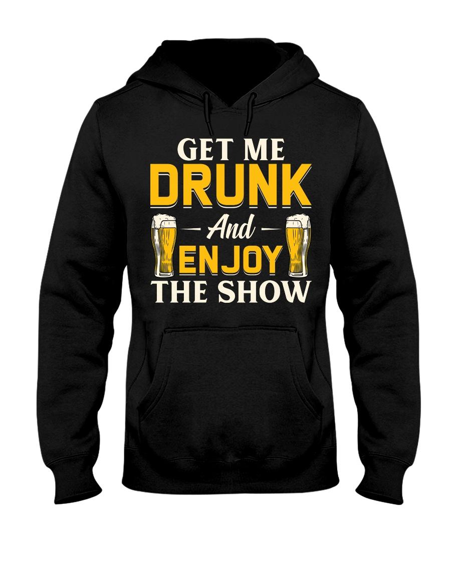Get Me Drunk Hooded Sweatshirt