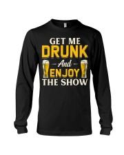 Get Me Drunk Long Sleeve Tee thumbnail