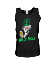 Dilly Dilly George Unisex Tank tile