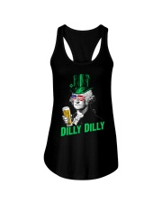 Dilly Dilly George Ladies Flowy Tank thumbnail