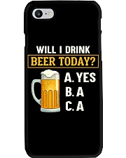 Drink Beer Today Phone Case thumbnail