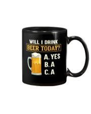 Drink Beer Today Mug thumbnail