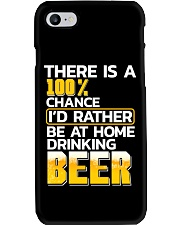 Be At Home Phone Case thumbnail