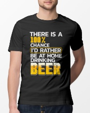 Be At Home Classic T-Shirt lifestyle-mens-crewneck-front-13