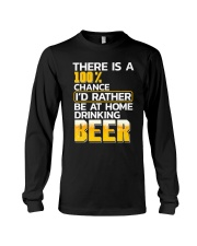 Be At Home Long Sleeve Tee tile