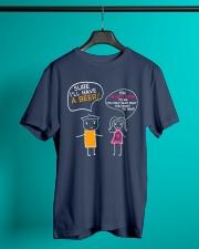 I'll Have A Beer Classic T-Shirt lifestyle-mens-crewneck-front-3