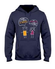 I'll Have A Beer Hooded Sweatshirt thumbnail