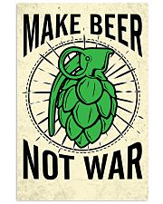 Make Beer 11x17 Poster front