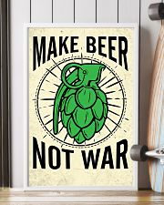 Make Beer 11x17 Poster lifestyle-poster-4