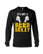 Not A Beer Belly Long Sleeve Tee thumbnail
