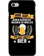 Du Bist Nicht Bier Phone Case thumbnail