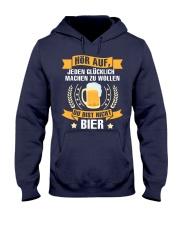 Du Bist Nicht Bier Hooded Sweatshirt thumbnail