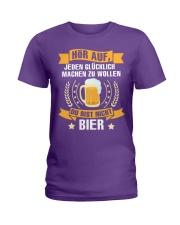 Du Bist Nicht Bier Ladies T-Shirt thumbnail
