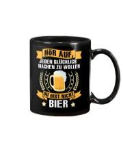 Du Bist Nicht Bier Mug thumbnail