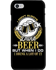 Drink A Lot Of It Phone Case thumbnail
