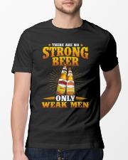 No Strong Beer-Only Weak Men Classic T-Shirt lifestyle-mens-crewneck-front-13