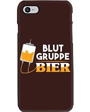 Blut Gruppe Bier Phone Case thumbnail