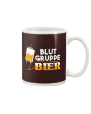Blut Gruppe Bier Mug thumbnail