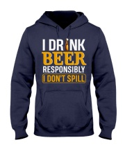 In OutI Dont Spill Hooded Sweatshirt thumbnail